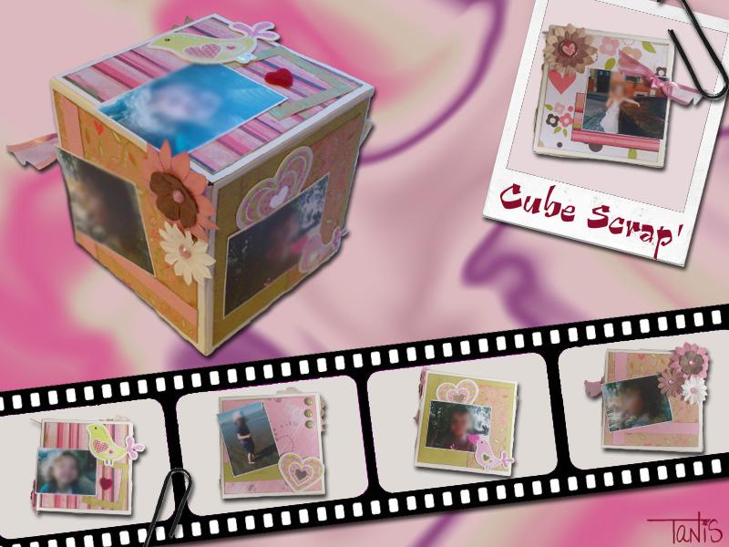 Cube Scrap'