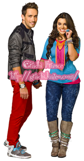 Tony et Grachi