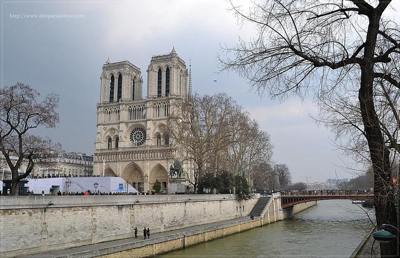 Notre-Dame de Paris ravagé par un incendie !