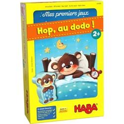 Hop, au dodo!