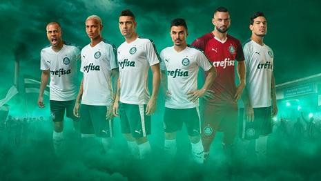 Acheter maillot Palmeiras 2019 2020 Exterieur
