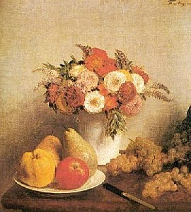 Henri-Fantin-Latour-Still-Life-With-Flowers-and-Fruit-25290