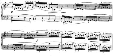 Blog de colinearcenciel :BIENVENUE DANS MON MONDE MUSICAL, Sur La 14ème Invention de BACH