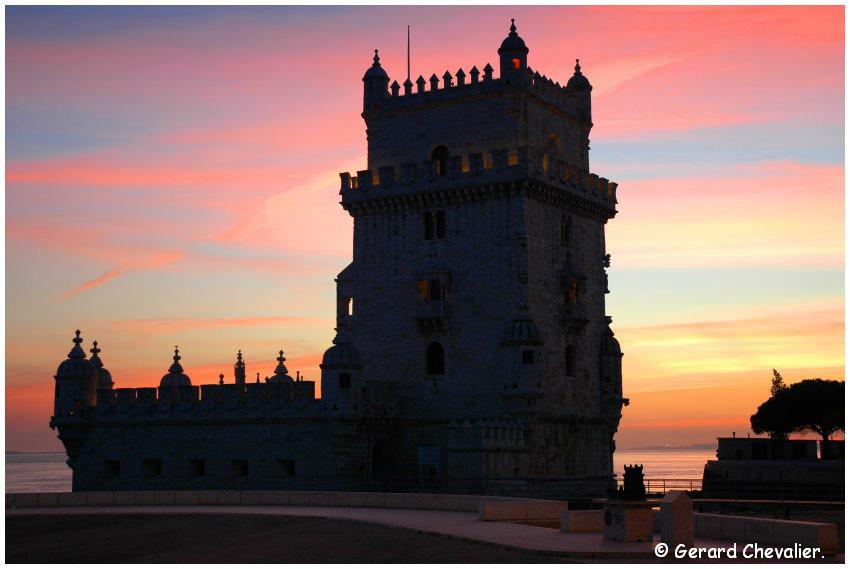 Lisboa - Tour de Belém #6