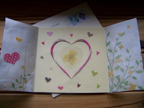 Dans ma boîte aux lettres