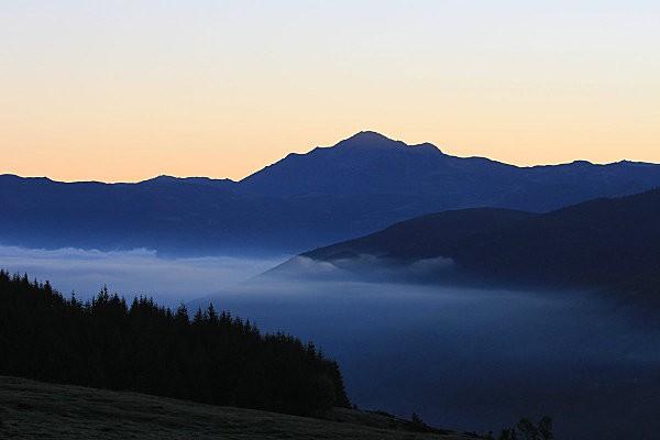lever de soleil depuis le soulor 2