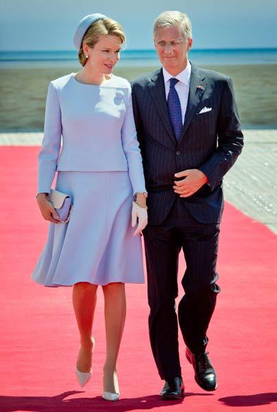 Philippe et Mathilde aussi