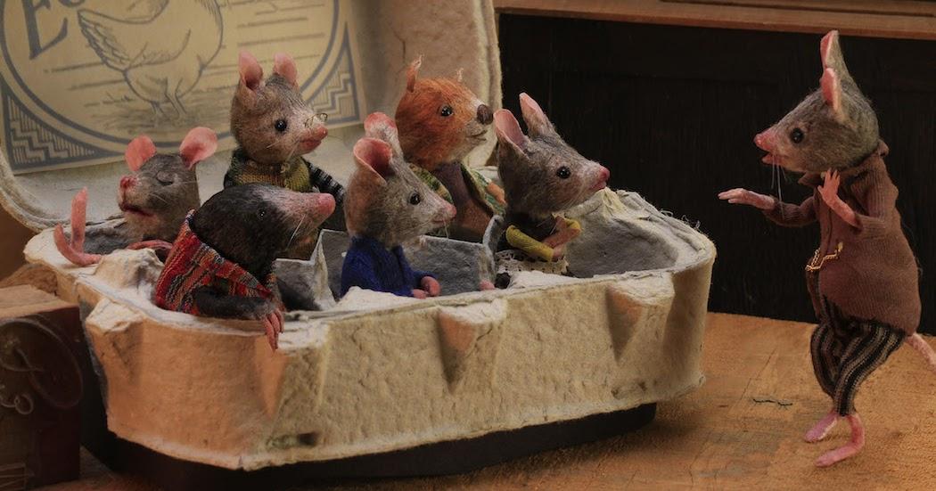MousesHouses: jury duty