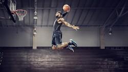 Basket-ball au collège Germinal