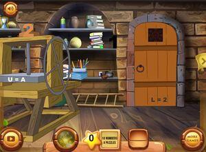 Jouer à Unusual cottage