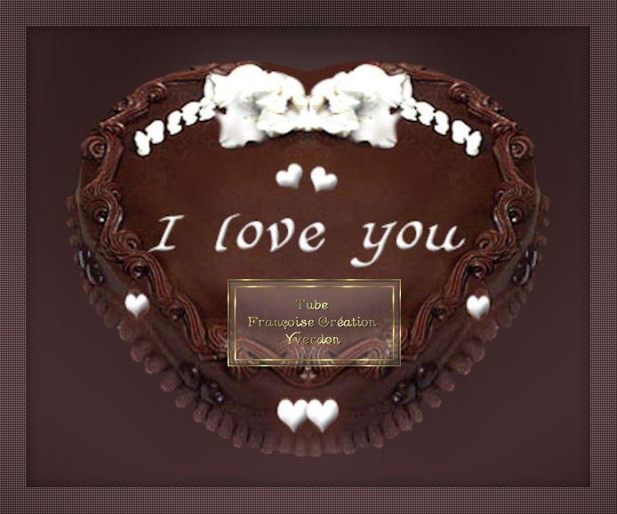 Coeurs Chocolat (01 à 11)