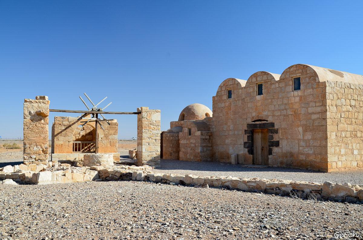qusair amra jordanie schnoebelen autotour