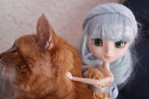 avec my cat