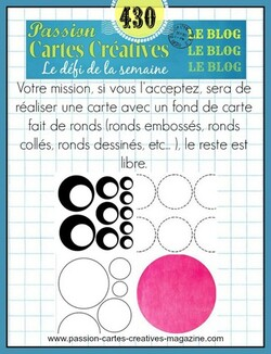 Passion Cartes Créatives #430