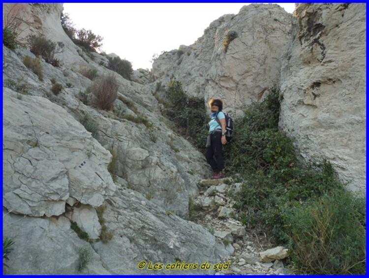 Calanques, la grotte de la colonne et autres...
