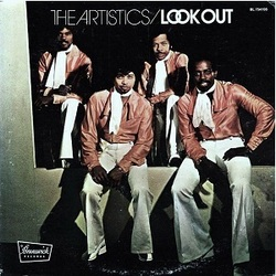 The Artistics - Look Out - Complete LP