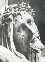 Christ dans la pénitence