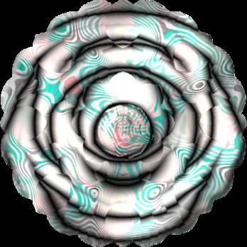 Fleurs tissu série 6