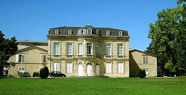 Talence Château Margaut