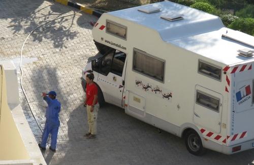 Oman Bricolages à Sur