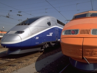 Un TGV Duplex