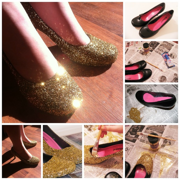 Diy Chaussures 3