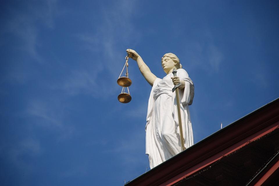 Jurisprudence, Dame Justice, Justice, Droit, Cour