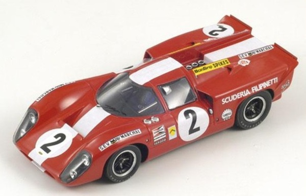 Le Mans 1969 Abandons I