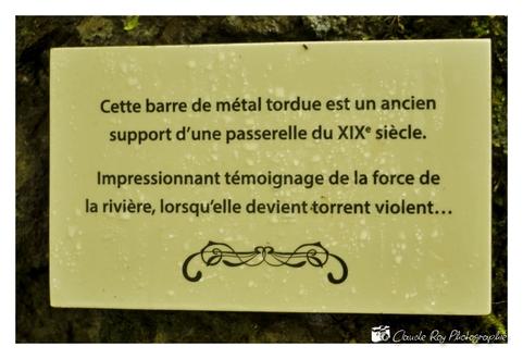 Vic sur Cère - Cantal - Auvergne - Le pas de Cère ... 2 Mai 2015