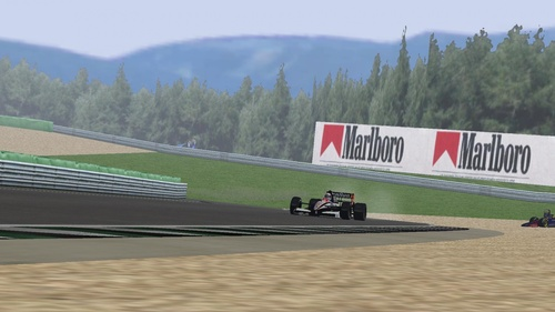 Team : Tyrell Honda - Honda RA101E 3.5L v10