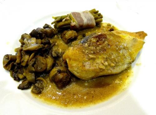 Le repas des Aînés de novembre 2012...