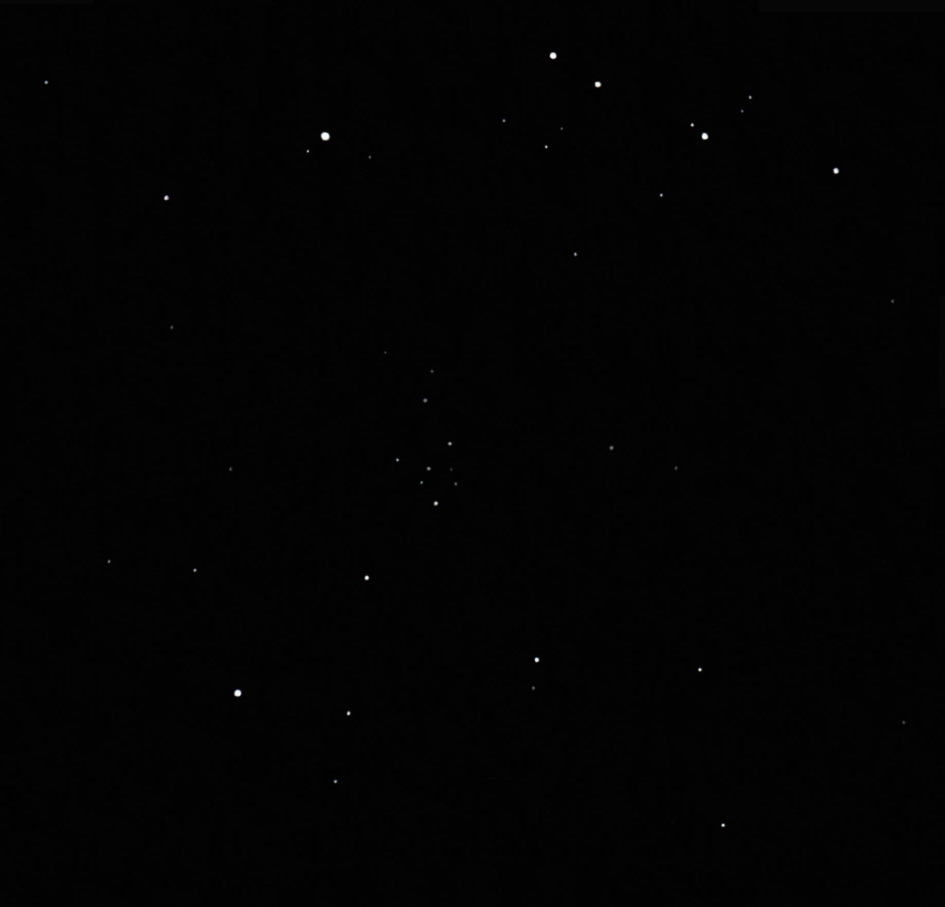 Collinder 333 open cluster