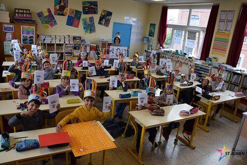 Notre 100ème jour d'école 2018 (3)