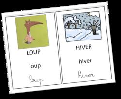 Album : Les 4 saisons de Loup