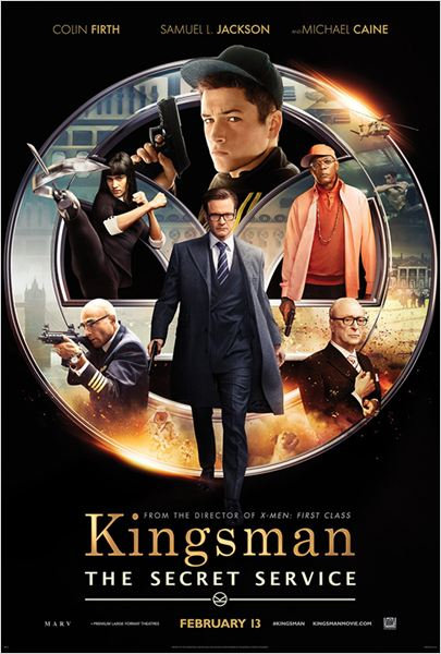 [Critique] Kingsman