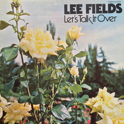 Lee Fields - Let's Talk It Over - Complete LP