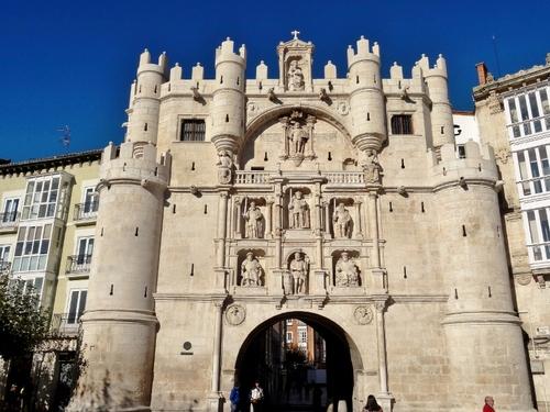 Burgos et sa cathédrale en Espagne (photos)