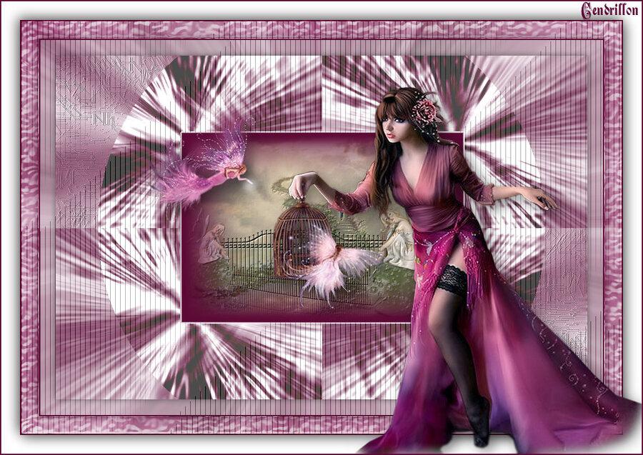 Enchantement - Franie Margot