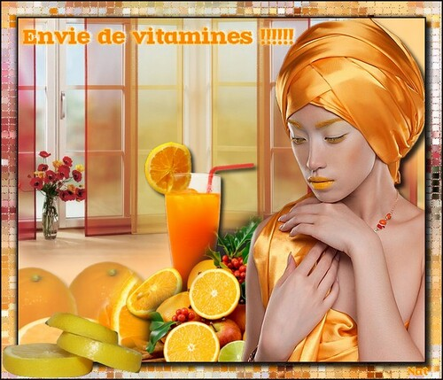 Besoin de vitamines