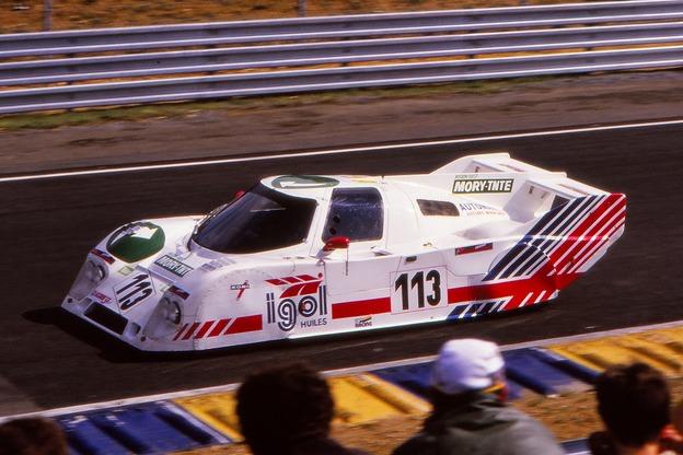 Le Mans 1987 Abandons II