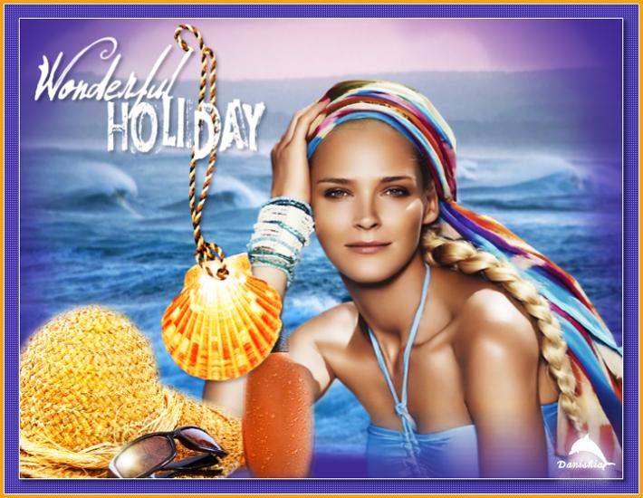 Plaisirs D'été ... vive les vacances!