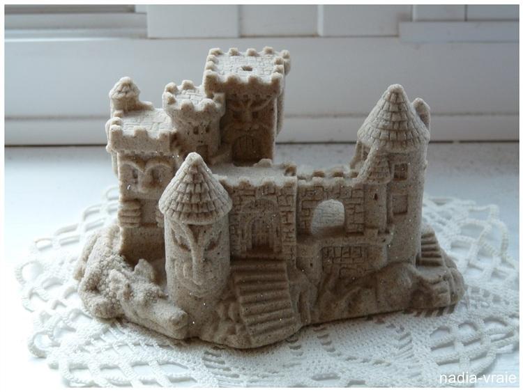 Château de sable. (Parenthèse inanimée)