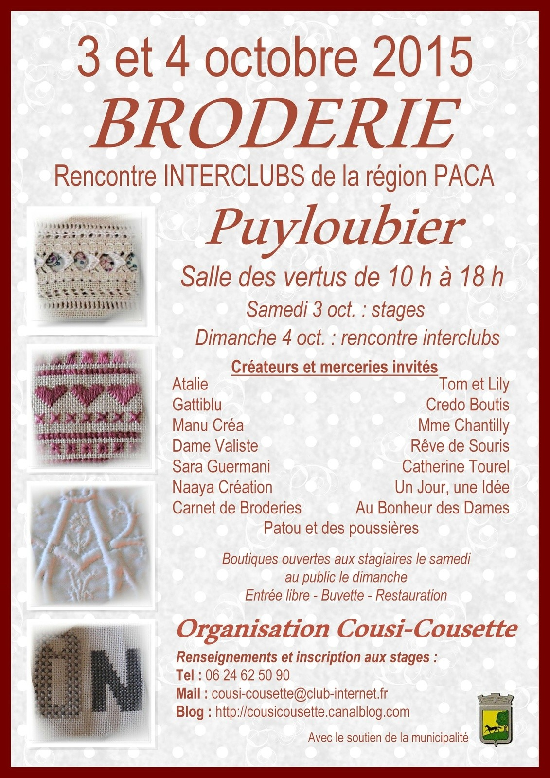 Rencontre interclubs de puyloubier