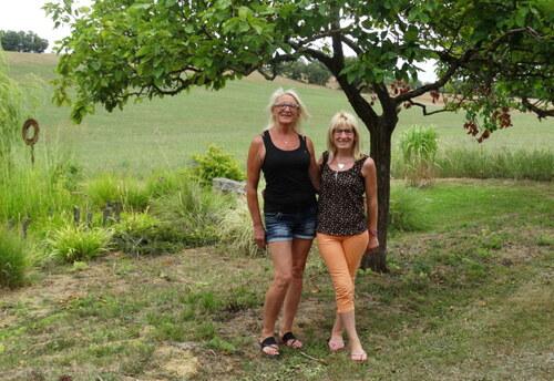 Une visite au jardin d'Entêoulet