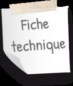 Mini-étiquettes pour les fiches organisations