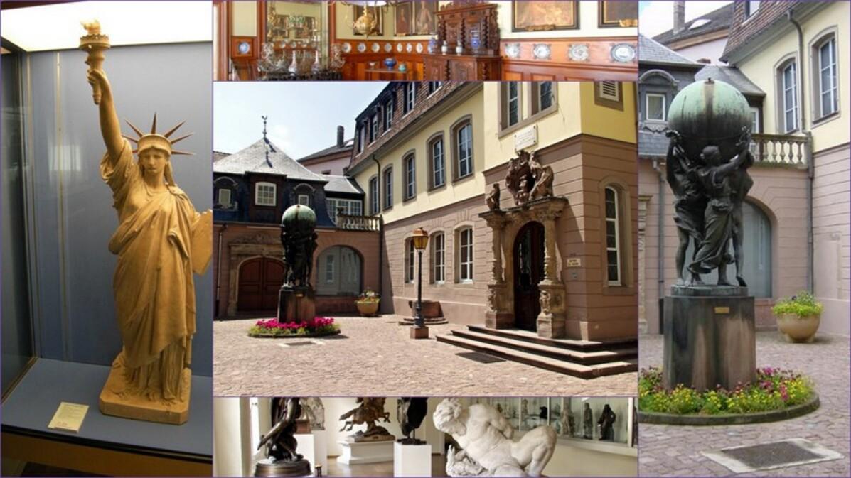 Le Musée Bartholdi à Colmar