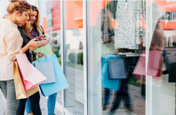 Applis de shopping : hausse de leur utilisation dans le commerce