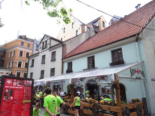 Riga: de belles façades vues lors de promenades (photos)