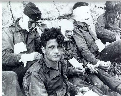 Normandie 1944 : viols et face cachée des libérateurs G.I's...