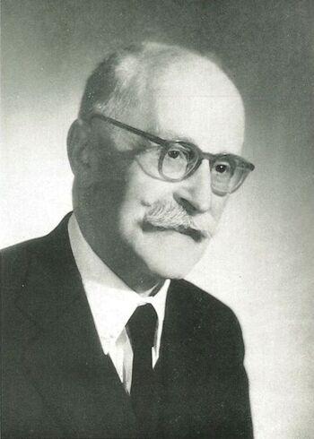Jules Basdevant, Professeur à la Faculté de Droit de Paris de 1918 à 1946 (source : wikipedia)
